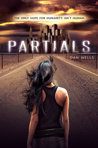 #AudiobookReview: PARTIALS by Dan Wells