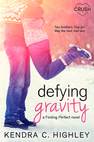#BookReview: DEFYING GRAVITY by Kendra C. Highley