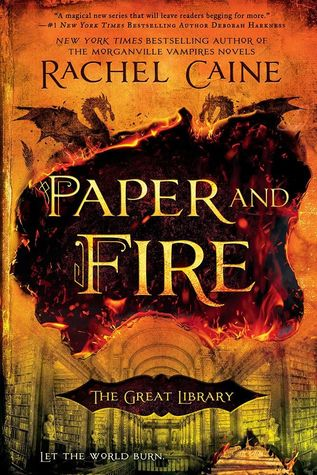 Paper and Fire cover