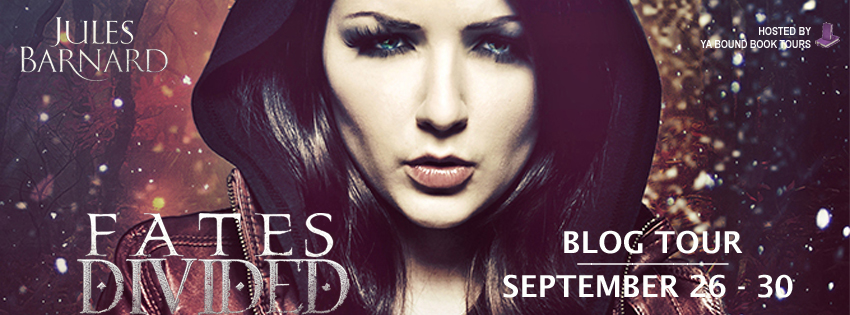#Excerpt: FATES DIVIDED by Jules Barnard