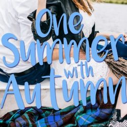 #CoverReveal: ONE SUMMER WITH AUTUMN by Julie Reece