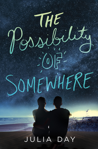 The Possibility of Somewhere cover