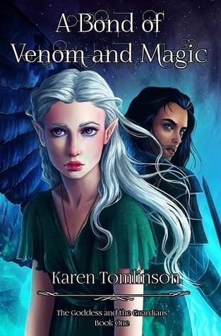 #Excerpt: A BOND OF VENOM AND MAGIC by Karen Tomlinson