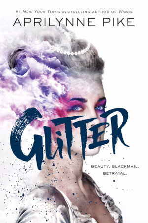 Sunday Street Team #BookReview: GLITTER by Aprilynne Pike