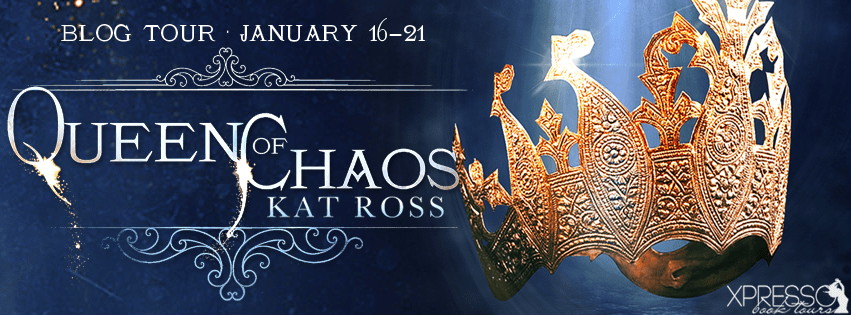 #BookReview: QUEEN OF CHAOS by Kat Ross
