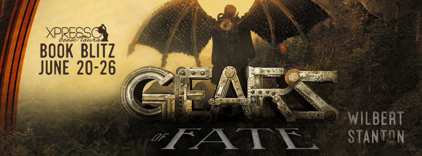 #Excerpt: GEARS OF FATE by Wilbert Stanton