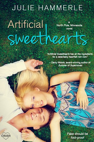 #BookReview: ARTIFICIAL SWEETHEARTS by Julie Hammerle