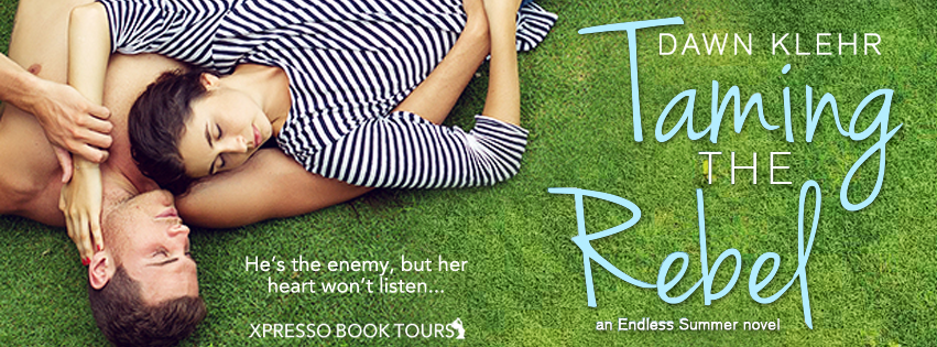 #CoverReveal: TAMING THE REBEL by Dawn Klehr