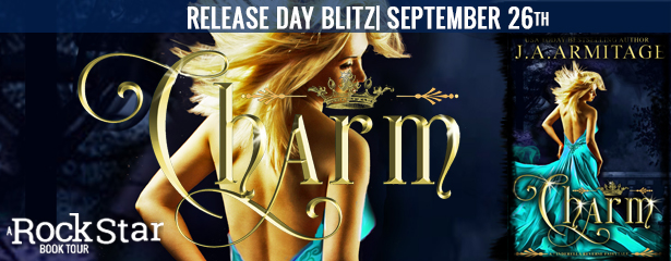 #Excerpt: CHARM by J.A. Armitage
