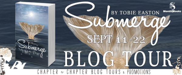 #Excerpt: SUBMERGE by Tobie Easton
