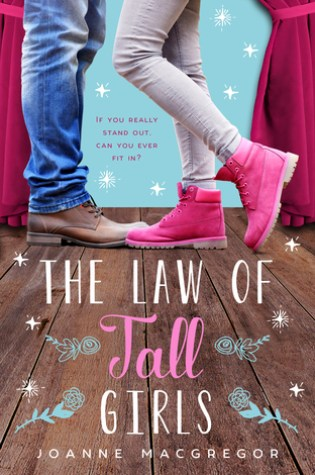 #BookReview: THE LAW OF TALL GIRLS by Joanne Macgregor