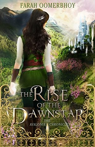 #Excerpt: THE RISE OF THE DAWNSTAR by Farah Oomerbhoy