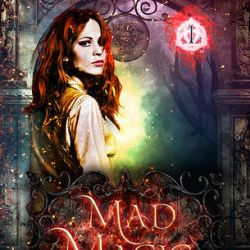 #GuestPost: Nicole Conway on developing the characters in MAD MAGIC