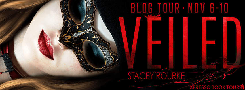 #GuestPost: VEILED author Stacey Rourke's Top 5 Vampire Tales