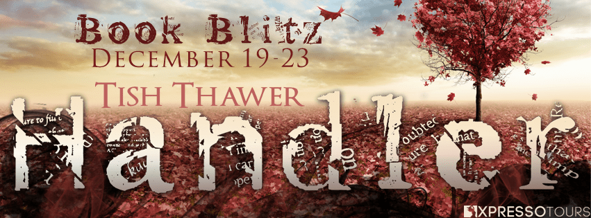 #BookBirthday + #Giveaway: HANDLER by Tish Thawer