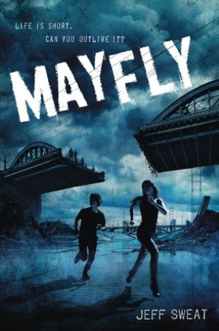 #CoverReveal + #MeetTheCast: MAYFLY by Jeff Sweat