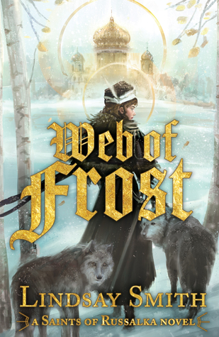 #Excerpt: WEB OF FROST by Lindsay Smith