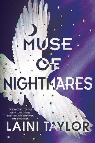 Muse of Nightmares cover
