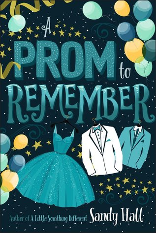 #Interview: Sandy Hall, author of A PROM TO REMEMBER