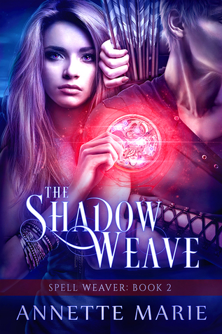 #Interview: THE SHADOW WEAVE by Annette Marie