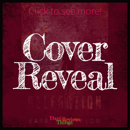 #CoverReveal: RELEGATION by Karri Thompson