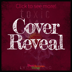 #CoverReveal: TOXIC by Lydia Kang