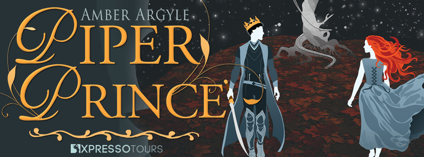 #CoverReveal: Piper Prince by Amber Argyle