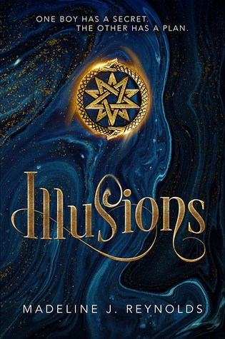 #Excerpt + #Giveaway: ILLUSIONS by Madeline J. Reynolds