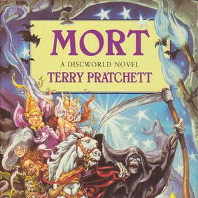 #BookReview: MORT by Terry Pratchett