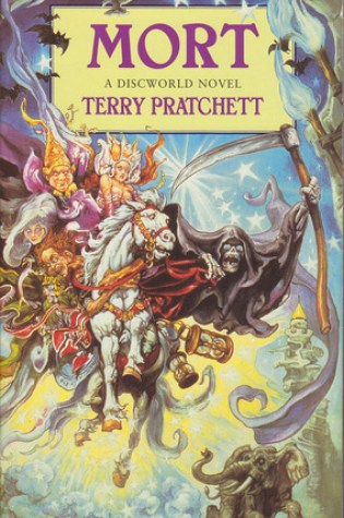 #BookReview: MORT by Terry Pratchett