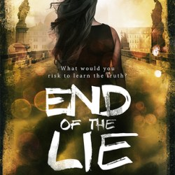 Happy #BookBirthday to END OF THE LIE by Diana Rodriguez Wallach, plus a #DeletedScene from PROOF OF LIES