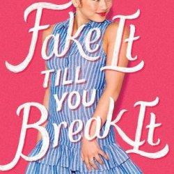 #BookReview + #Giveaway: FAKE IT TILL YOU BREAK IT by Jenn P. Nguyen