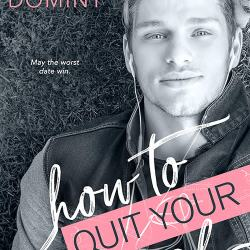#BookReview: HOW TO QUIT YOUR CRUSH by Amy Fellner Dominy