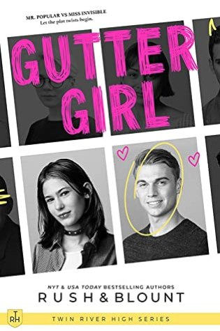 #GuestPost: Writing in the world of GUTTER GIRL and the Twin Valley High series by Lynn Rush and Kelly Anne Blount