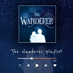 #GuestPost: Josie Williams, author of THE WANDERER, on music and writing