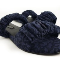 Sandalias Bliss Azul Oscuro (1)