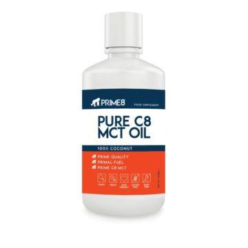 mejor MCT acido caprilico para entrar en cetosis C8