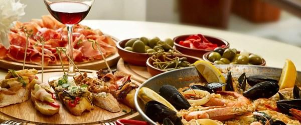 dieta española