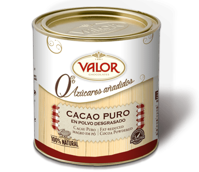 Image result for chocolate en polvo valor