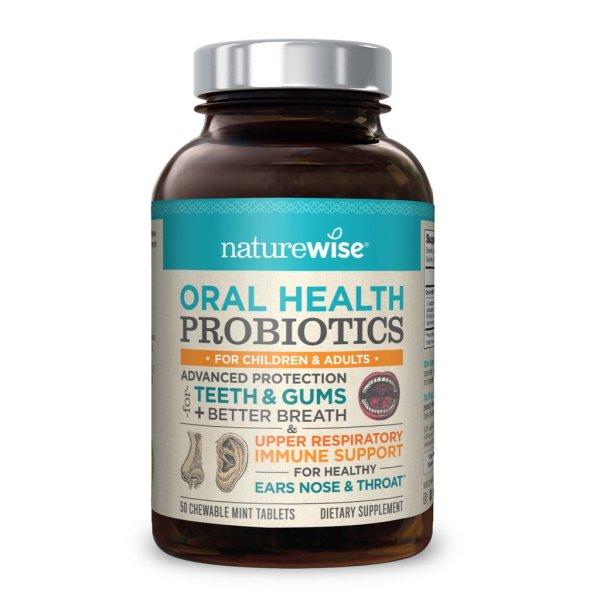 Los mejores probioticos orales Lactobacillus salivarius