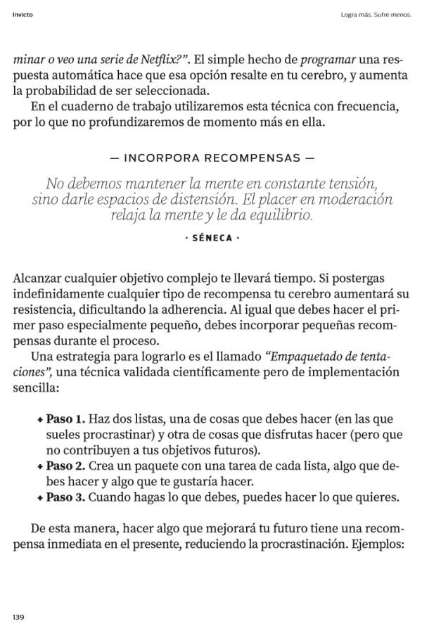 Invicto Marcos Vázquez comprar ebook