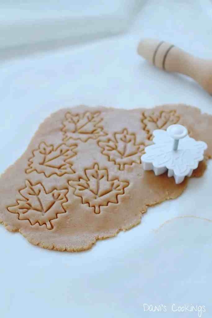 maple cookies - daniscookings.com
