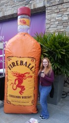 And yet more Fireball fun...