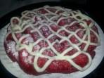 Red Velvet Funnel Cake 2012 OC FAIR FOOD