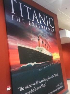 titanic, titanic the experience, buena park, prxi