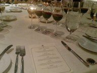 pinot provence, patina group, wine pairing dinner, wine elite group