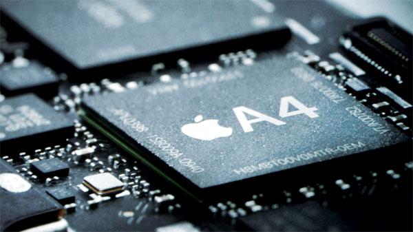 Teknologi terbaru iPad 2 prosesor A5