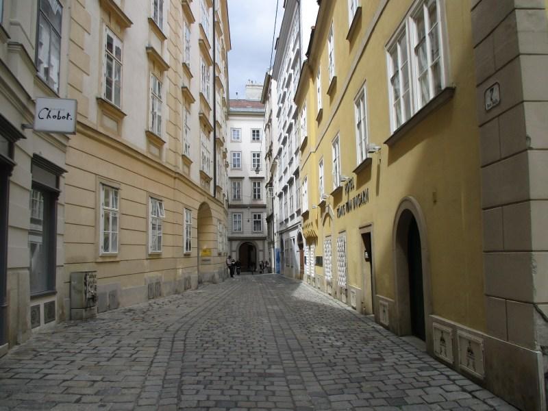 Mozarts street