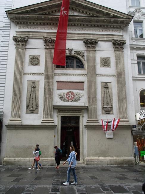 Vienna Knights of Malta Church