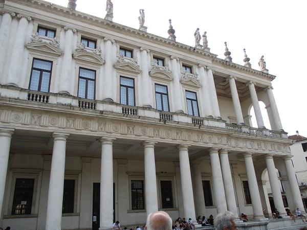Palladio Building